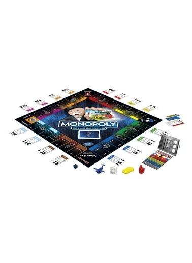 Hasbro E8978 Monopoly Ödüllü Bankacılık / +8 Yaş Renkli